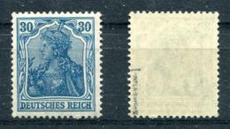 D. Reich Michel-Nr. 144I Postfrisch - Geprüft - Deutschland