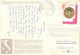 Kt 889 / Milano, Europa Stamp, 1976 - 1946-.. République