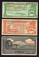 Ethiopie - Lot De 3 Billets - Bel état Pour L'ensemble - Ethiopië