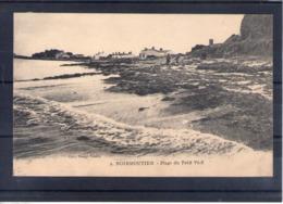85. Noirmoutier. Plage Du Petit Vieil - Noirmoutier