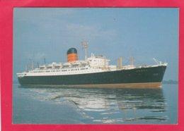 Modern Post Card Of Transport,Ships,Passenger Ship Carinthia.X39. - Dampfer