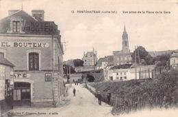 Pontchâteau - Vue Prise De La Place De La Gare - Pontchâteau