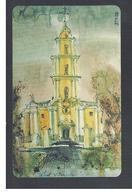 LITUANIA (LITHUANIA) -  2000 CHRIST KING CATHEDRAL  - USED - RIF. 10737 - Litauen