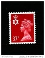 GREAT BRITAIN - 1990  NORTHERN IRELAND  37 P.  MINT NH   SG  NI67 - Regionali