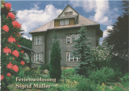 AK Lichte Geiersthal Ferienwohnung Sigrid Müller Lamprecht Schmiedefeld Neuhaus Am Rennweg Deesbach Oberweißbach Piesau - Neuhaus