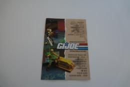 Vintage ACTION FIGURE GI JOE : BOOKLET BROCHURE CATALOG :  1992  10 New Recrutes/vehicles - Original 1992 - Hasbro - Action Man
