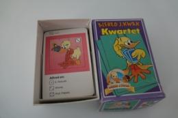 Speelkaarten - Kwartet, - ALfred J. Kwak Nr: 15418 , 1989, SELECTA , *** - Vintage - Speelkaarten
