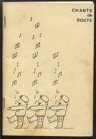 Chants De Route, école D'artillerie De Brasschaet - Libri, Riviste & Cataloghi