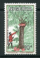 Nigeria 1986-98 Nigerian Life - 10k Harvesting Oil Plam Fruit MNH (SG 516) - Nigeria (1961-...)