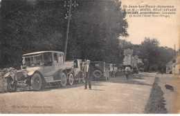 77. N° 103053 .st Jean Les Deux Jumeaux .automobiles .hostellerie Beau Rivage .proprietaire Vincent . - Autres Communes