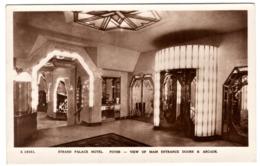 London Strand Palace Hotel - London