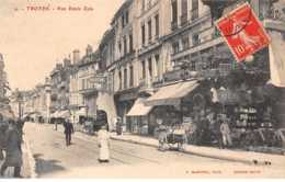 10 . N° 103272 .troyes .commerces .rue Emile Zola . - Troyes