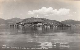 RP: Isla De Janitzio Y Lago De Patzcuaro , Mich. , Mexico , 30-40s - Mexico
