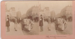 KILBURN / 75 / PARIS / TRES BELLE PHOTO 1896 / BOULEVARD SEBASTOPOL - Ambachten In Parijs