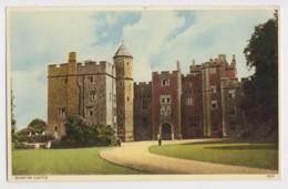 AJ39 Dunster Castle - Inghilterra