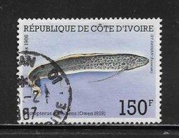 COTE D'IVOIRE ( CDIV - 126 )  1986  N° YVERT ET TELLIER  N° 765 - Côte D'Ivoire (1960-...)