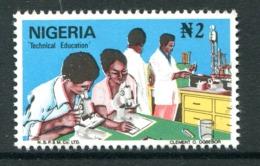 Nigeria 1986-98 Nigerian Life - 2n Technical Education MNH (SG 525) - Nigeria (1961-...)