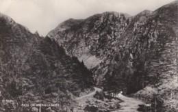 AM59 Pass Of Aberglaslyn - RPPC - Caernarvonshire