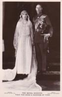 AR78 Royalty - The Royal Wedding, HRH The Duke & Duchess Of York - RPPC - Royal Families