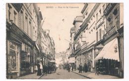 B-7427   MONS : Rue De La Chaussee - Mons