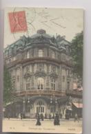LE THÉATRE DU VAUDEVILLE - 1906 - Paris 9eme - Colorisée - Animée - Paris (09)