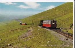 AP82 Snowdon Mountain Railway - Caernarvonshire