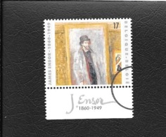 Timbre Belge 2822 - Spécimen Pour La Presse - Très Rare - Bélgica