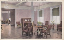 AT04 Girls' Reception Room, East Stroudsburg State Normal School - United States