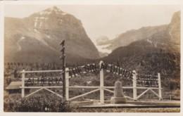 AT04 The Great Divide, Alberta, British Columbia - RPPC - Alberta