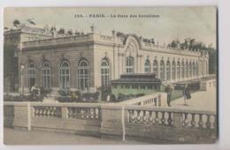 LA GARE DES INVALIDES - Paris - Colorisée - Animée - Gares - Sans Trains