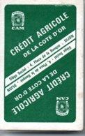CA Crédit Agricole Jeu  De 32 Cartes Publicitaire De Luxe - Glacées Lavables - 32 Karten
