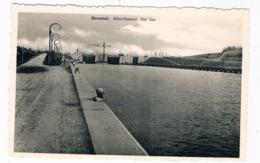B-7435   HERENTHALS : Albertkanaal,  Het Sas - Herentals