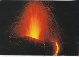 Etna - Explosiones Notturna - Enna