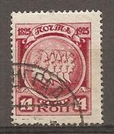 RUSSIE -  Yv N° 347 Dent   (o)  14k  Révolution Cote  5, 20  Euro BE   2 Scans - 1923-1991 UdSSR