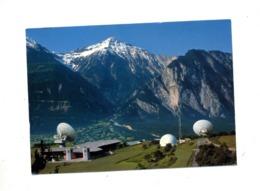 Carte Station Leuk - VS Valais