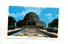 Carte Planetarium Chicago - Chicago