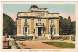 CP0412 - Bagatelle - Le Château - Neuve - Autres Monuments, édifices