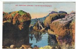 CP0525 - Pornichet - Les Rochers De Congrigoux - Voyagée - Pornichet