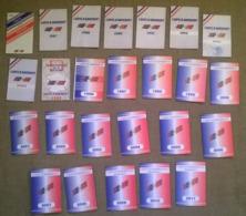 Lot De Cartes D'adhérent & Timbres ANACA / ANACR Association Des Anciens Combattants De La Résistance - Erinnophilie