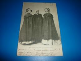 Carte Postale  Folklore Paysannes Creusoises Creuse Jeunes Femmes - Costumes