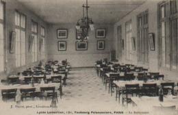 LYCEE LAMARTINE 121 FAUBOURG POISSONNIERE - LE REFECTOIRE - Arrondissement: 09