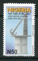 Nigeria 2011 50n Lander Brothers, Anchorage - Type II - MNH (SG 897) - Nigeria (1961-...)