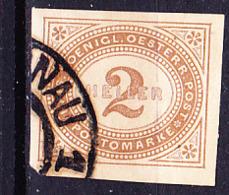Österreich Austria Autriche - Portomarken/taxe (MiNr: 11) 1899 - Gest Used Obl - Strafport