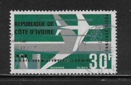 COTE D'IVOIRE ( CDIV - 170 ) 1966 N° YVERT ET TELLIER  POSTE AERIENNE N° 36 - Côte D'Ivoire (1960-...)