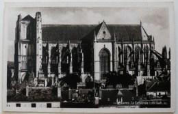 CP1913 - Nantes - La Cathédrale (côté Sud) - Ecrite - Nantes