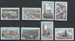 Côte D'Ivoire YT 269-276 XX / MNH - Côte D'Ivoire (1960-...)