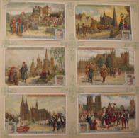 6 Chromo Liebig : Vieilles églises Célèbres. 1910. S 1011 - Liebig