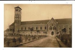 CPA-Carte Postale-Belgique-Westmalle Abbaye Cistercienne Entrée De L'église VM8794 - Malle