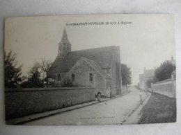 CHATIGNONVILLE - L'église - France