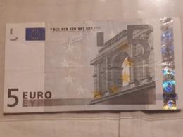 BILLET 5 EURO NEUF - 5 Euro